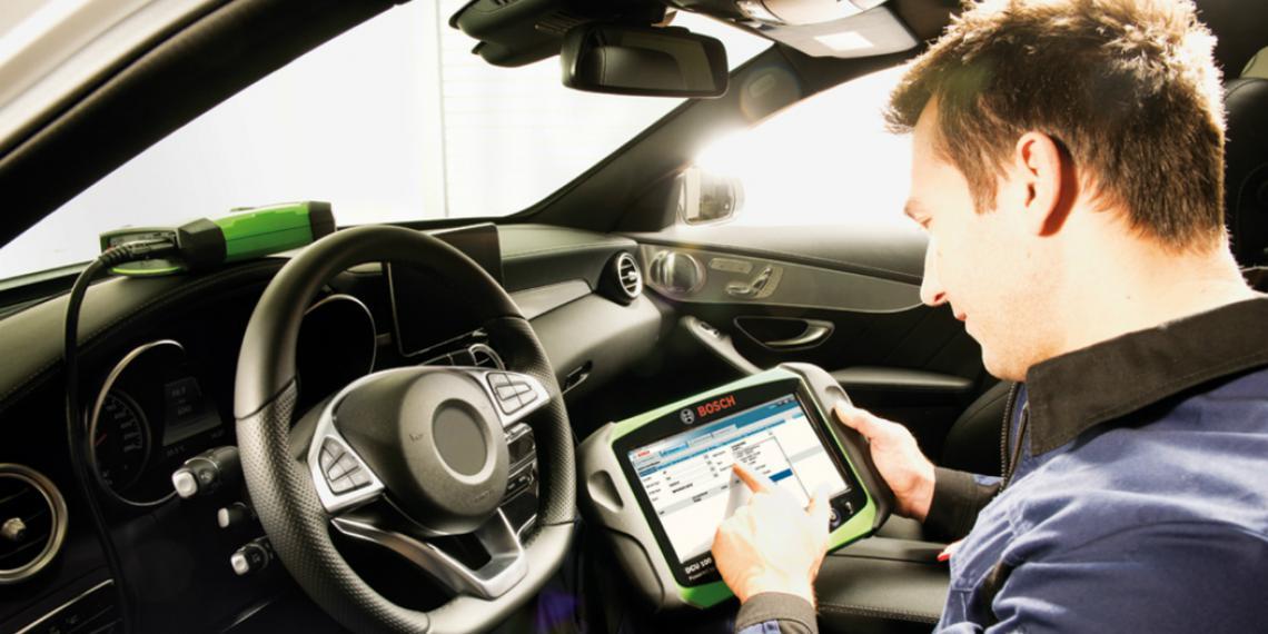 Новое поколение системных сканеров Bosch KTS