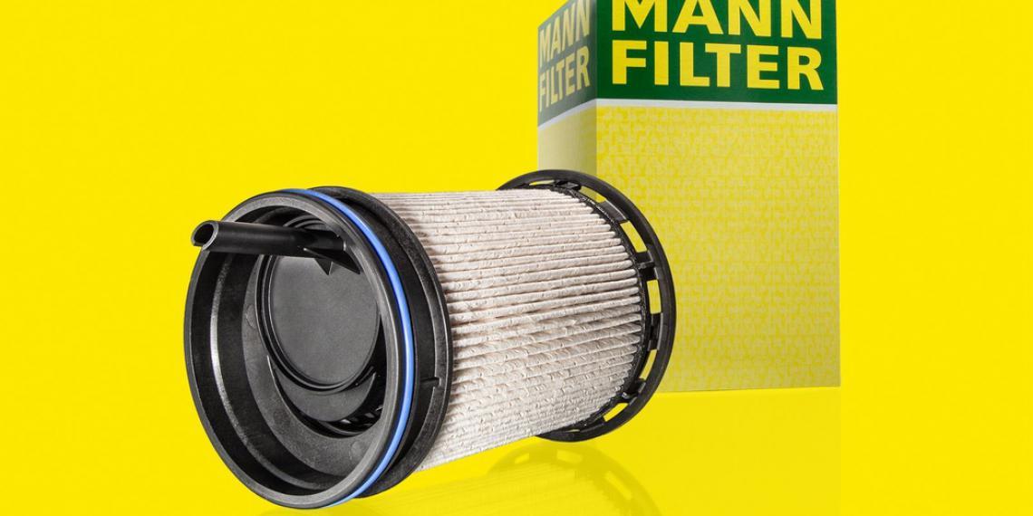 Фильтры с усовершенствованной системой сепарации воды