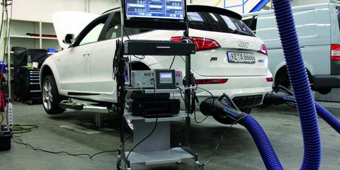 Компания МАХА презентовала газоанализатор МЕТ 6.3.
