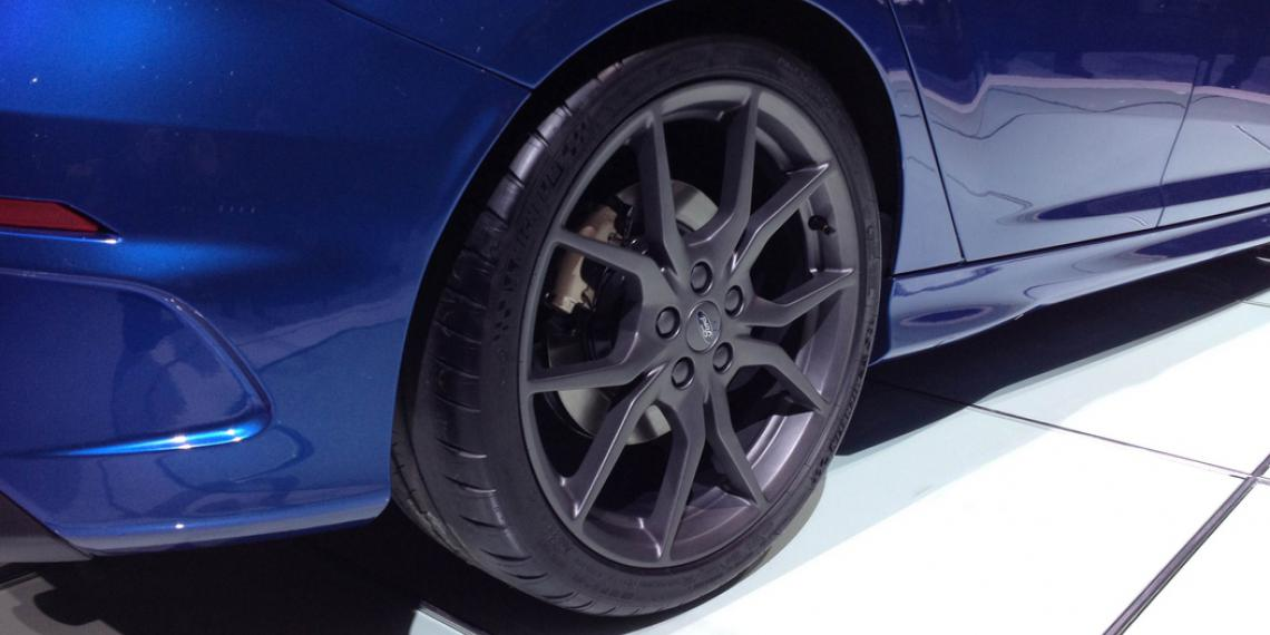 Эксклюзивные шины MICHELIN на новый Ford Focus RS