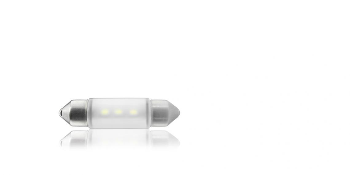 Bosch LED Retrofit для освещения салона автомобиля