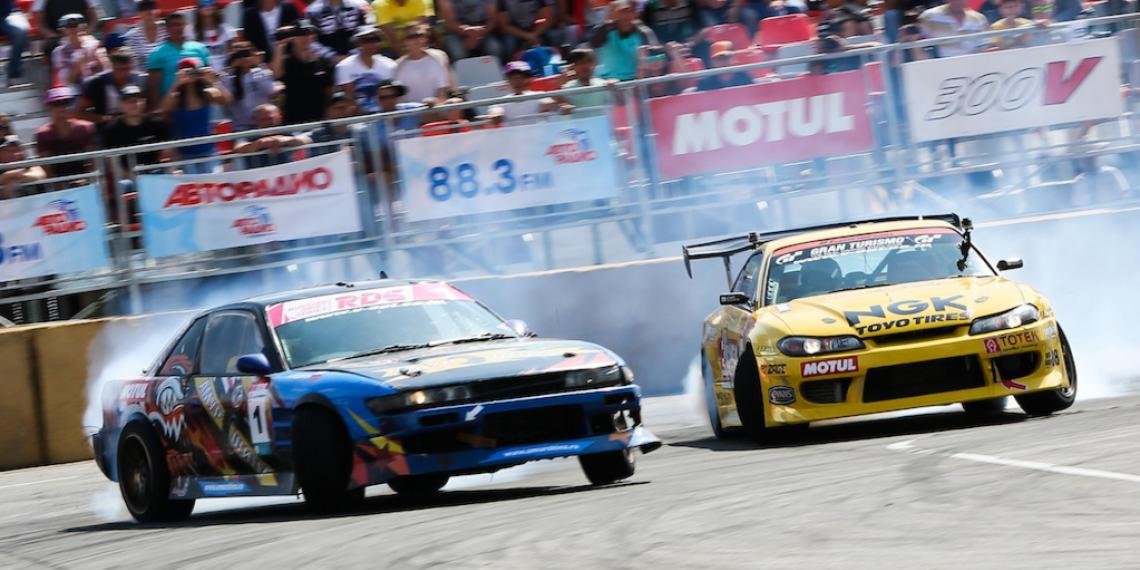 Motul поддержит дрифт-битву Asia Pacific D1 Primring Grand Prix