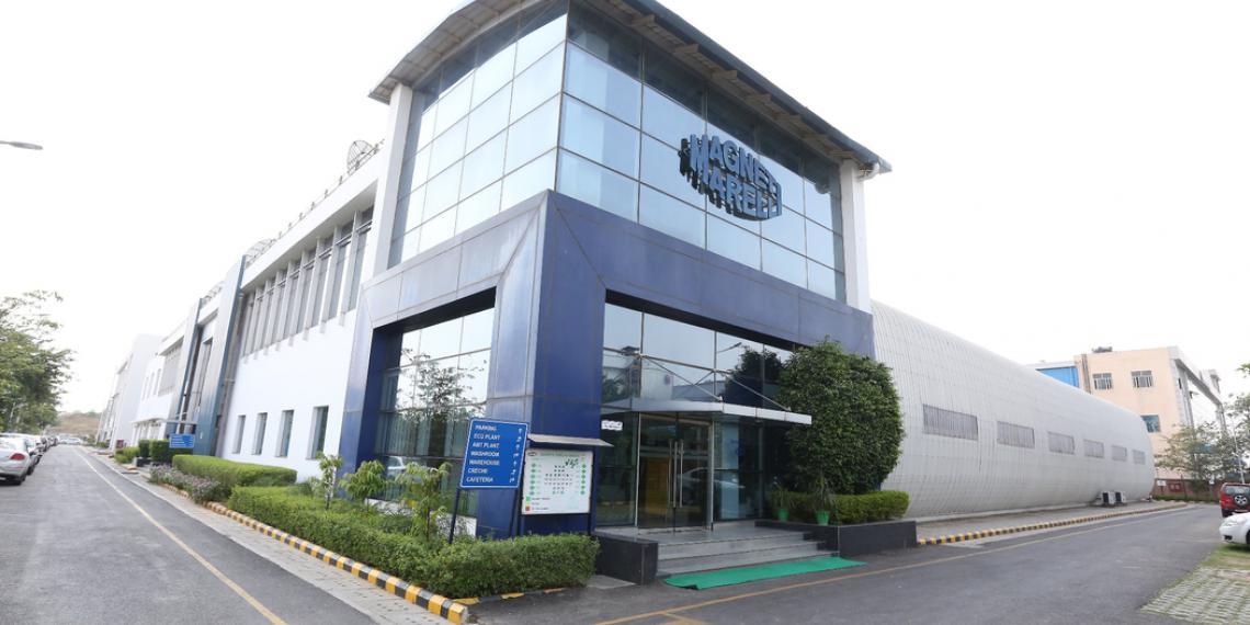 Новый завод Magneti Marelli в Индии