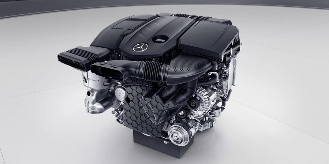 Daimler модернизирует свои двигатели