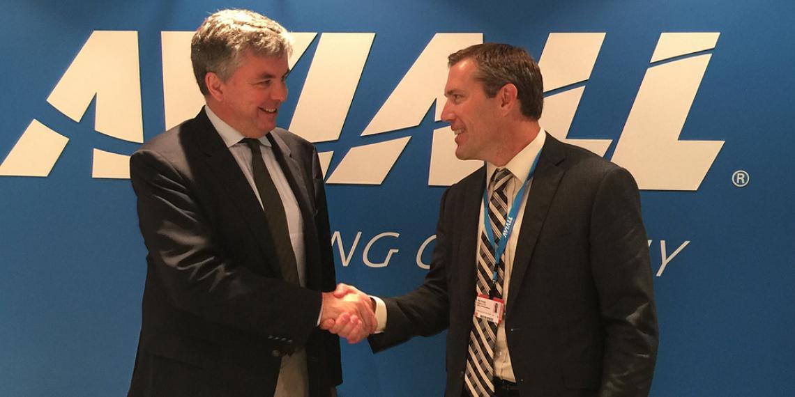 Мишлен и Aviall объявили о стратегическом партнерстве