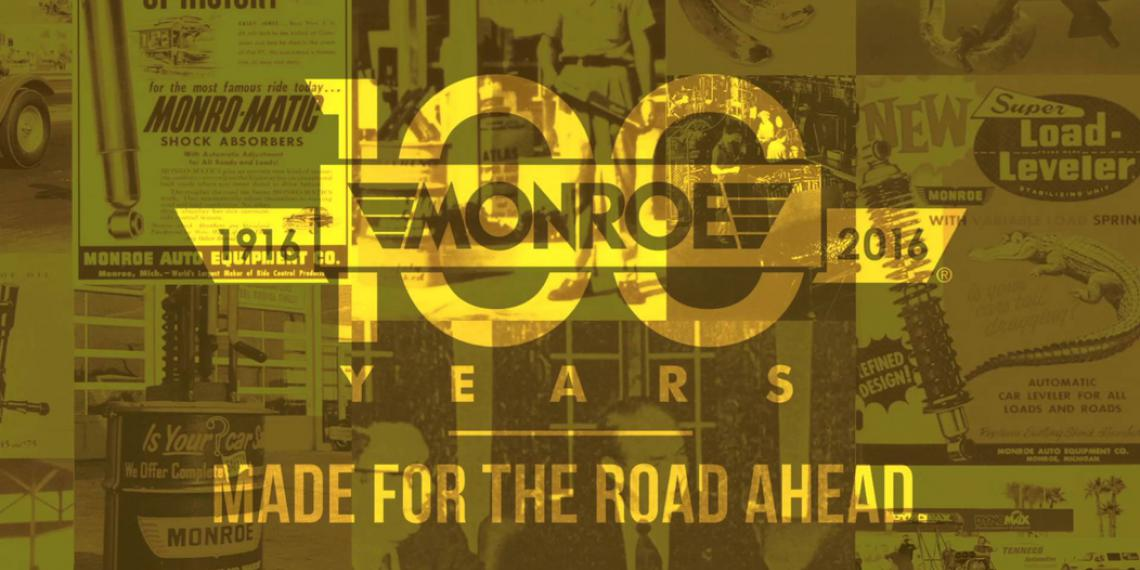 Monroe 100 лет