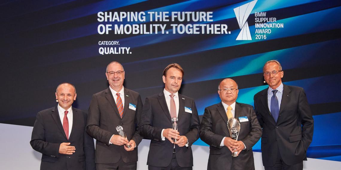 BMW Group отметил MANN+HUMMEL за инновационные решения
