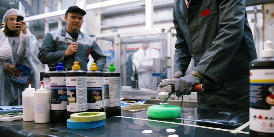 Линейка незамерзающих полировальных паст 3М пополнилась новыми продуктами