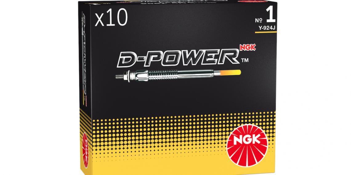 NGK D-Power десять лет на рынке