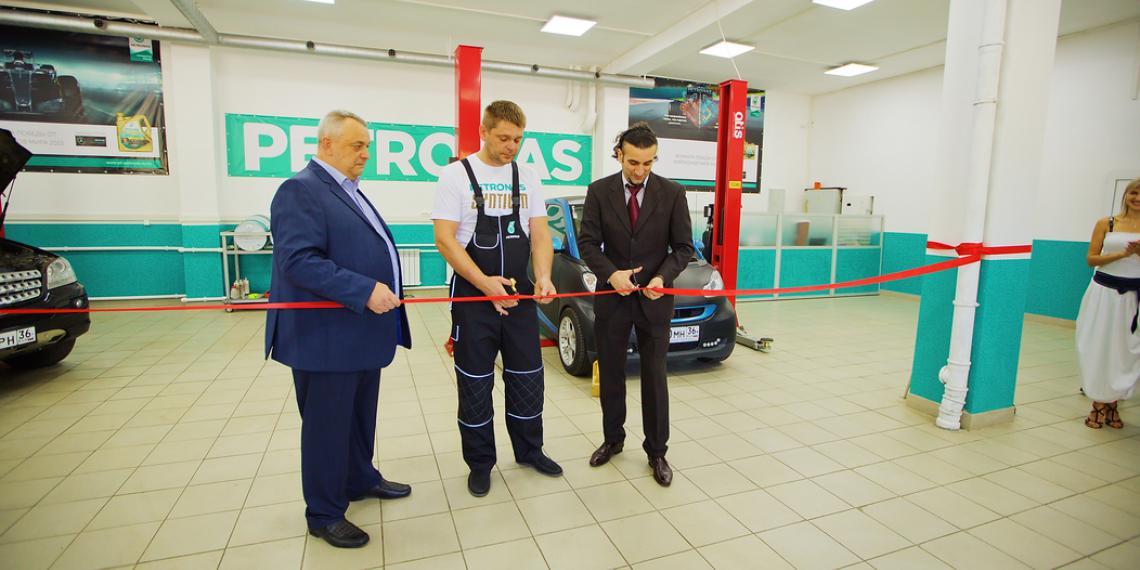PETRONAS открывает в России сервисные центры