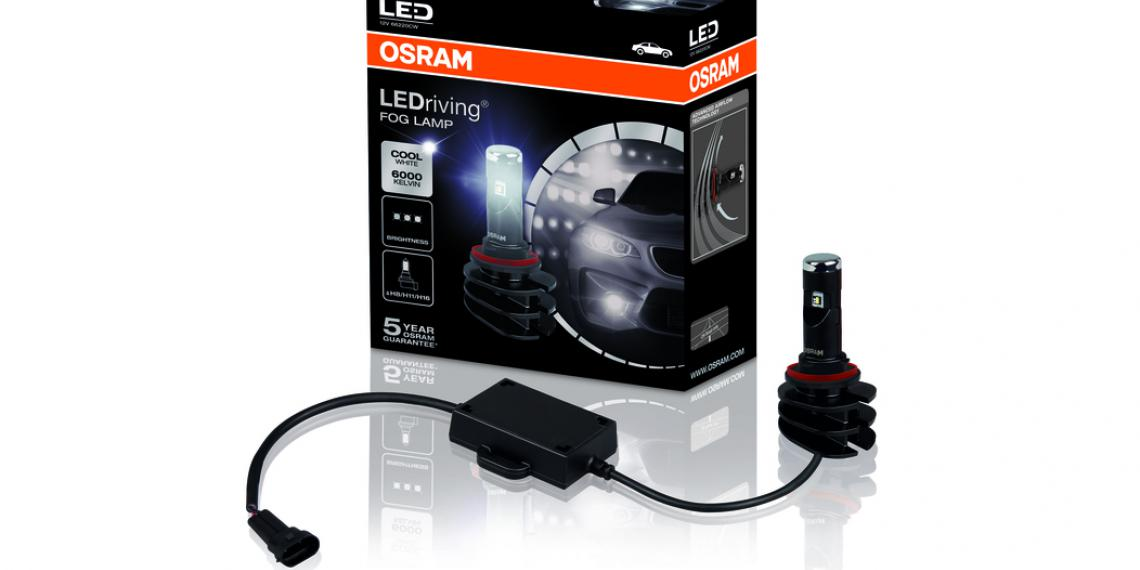 Новая светодиодная лампа OSRAM LEDriving FOG LAMP