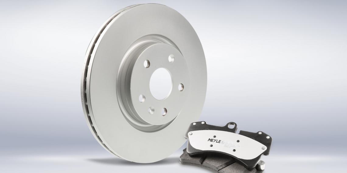 Тормозные диски MEYLE прошли сертификацию