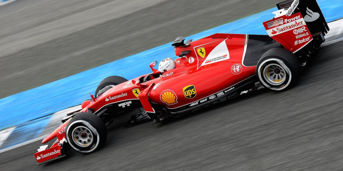 Ferrari со свечами NGK победила в малазийском этапе F1