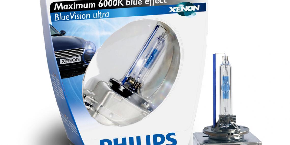 Ксеноновые автолампы Philips