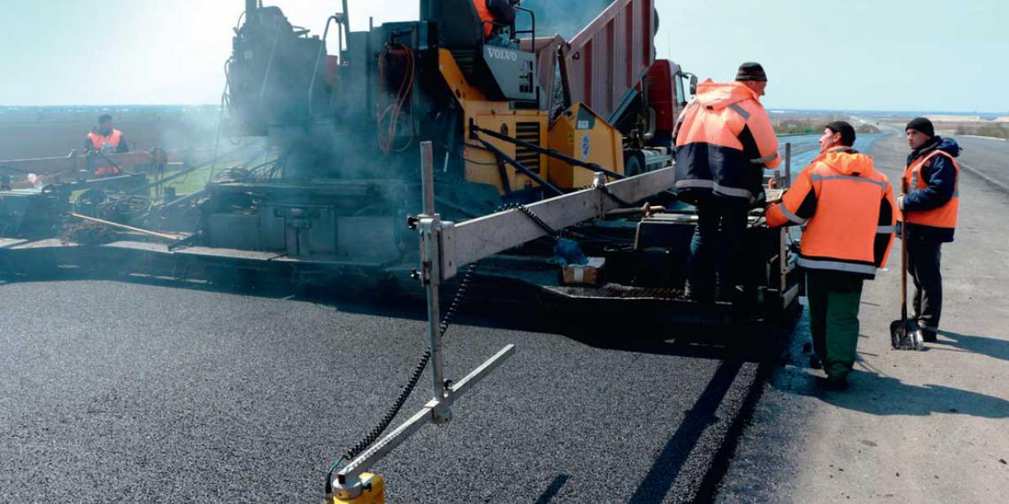 ЛУКОЙЛ улучшил характеристики дорожного битума