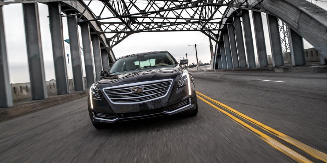 SKF внес вклад в модернизацию шасси Cadillac