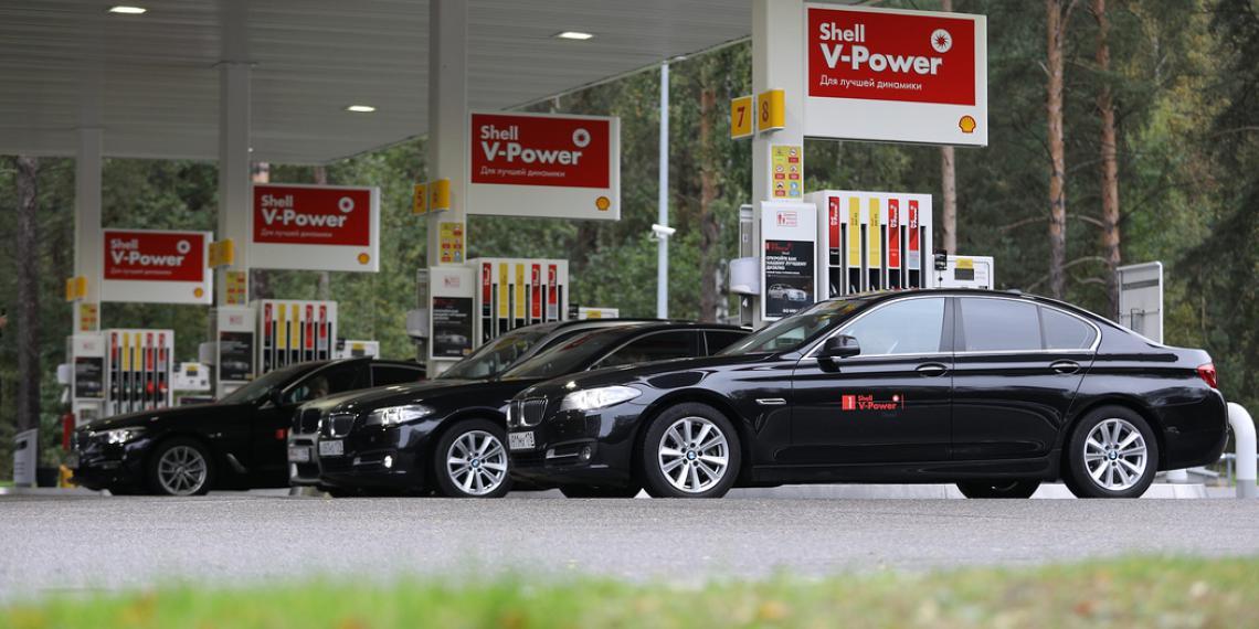 Новое топливо Shell на российском рынке
