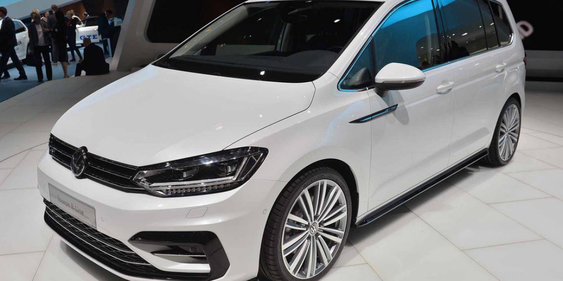 Новые усовершенствования VW Touran