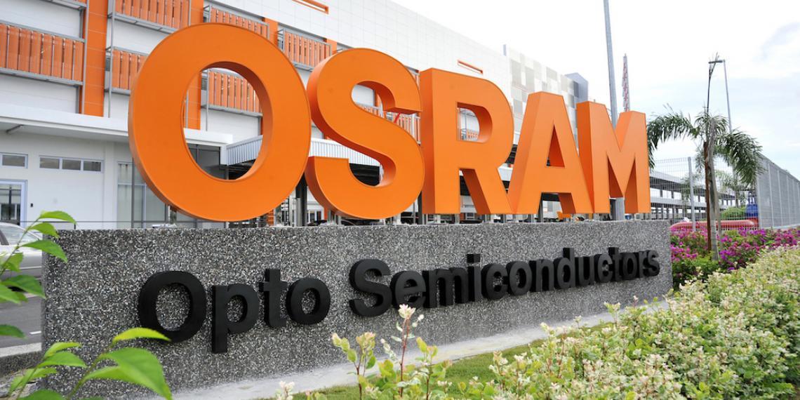Новый завод Osram в Малайзии