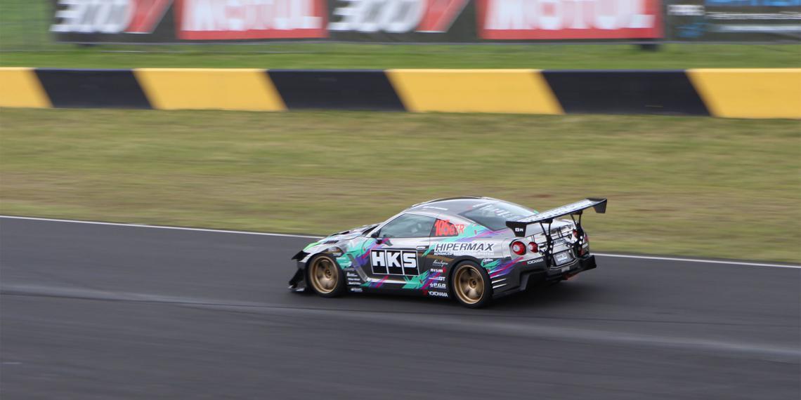 Motul эксклюзивный партнер гоночной серии R35 GT-R