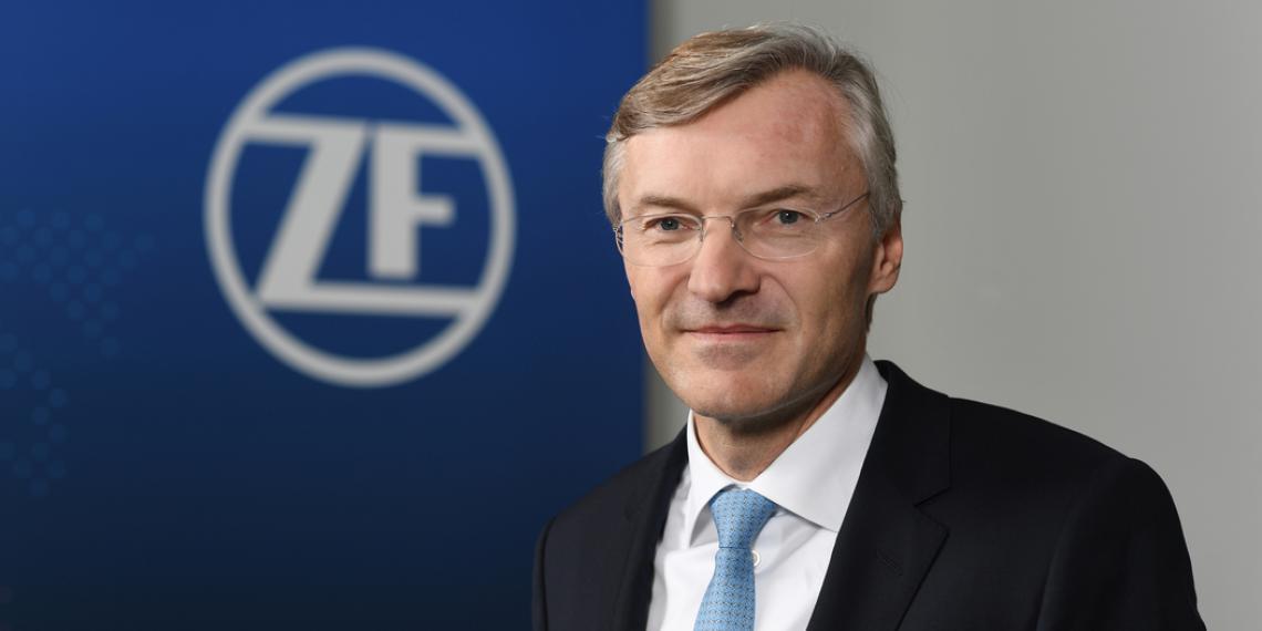 Наблюдательный совет ZF назначил нового председателя правления