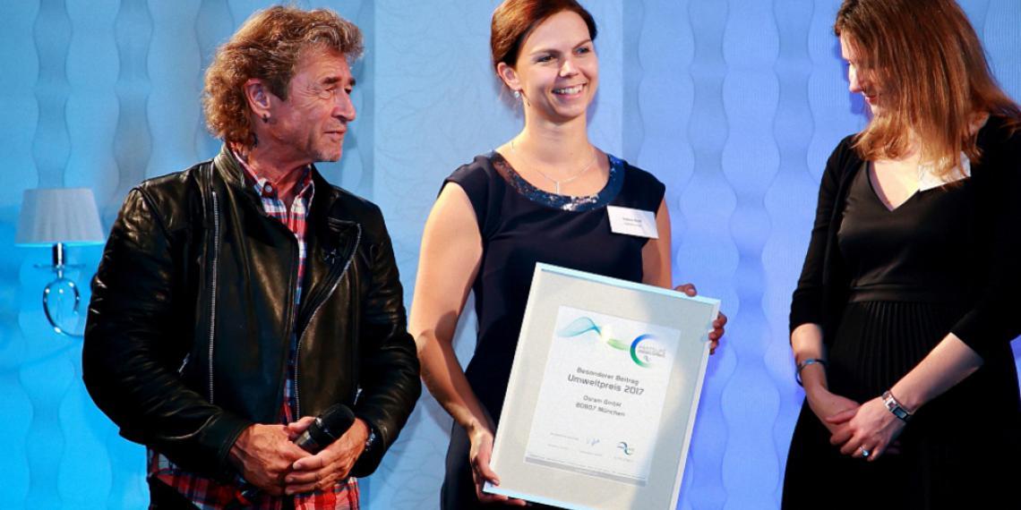 OSRAM получил награду за экологичность автоламп