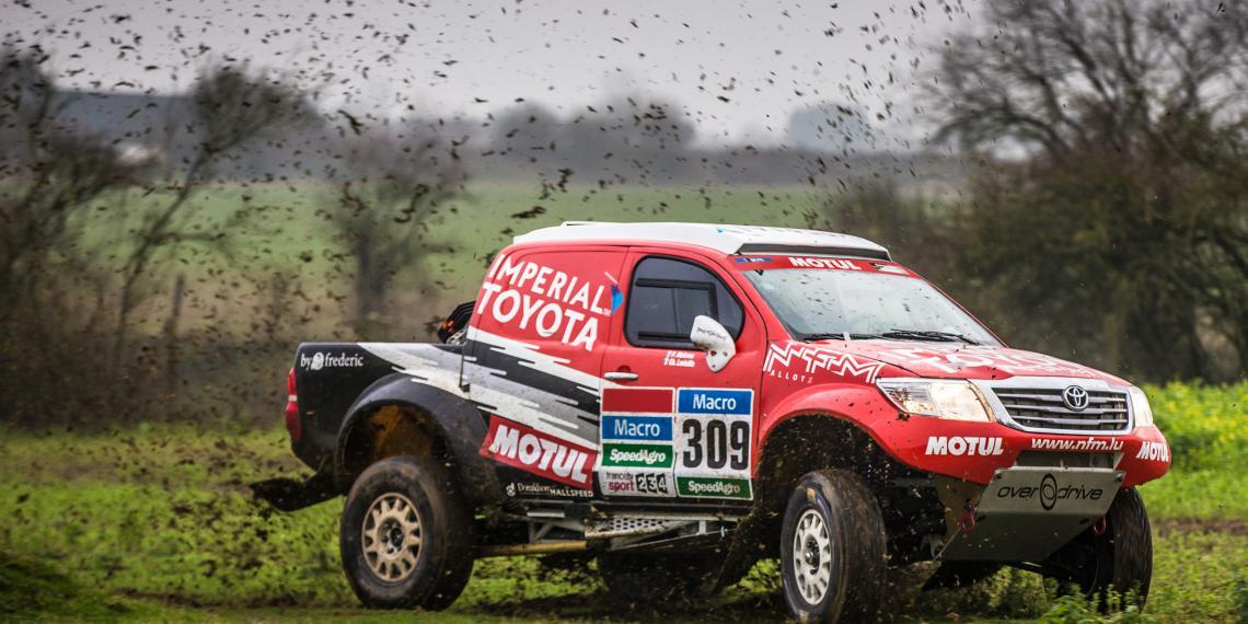 Команда Toyota Overdrive Racing заручилась поддержкой Motul
