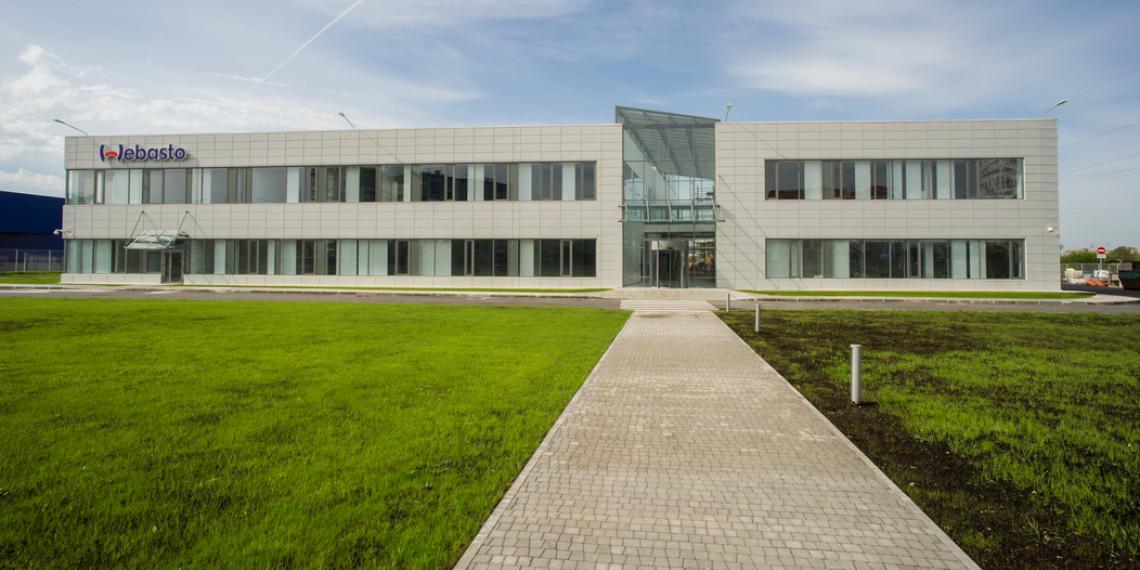 Новая штаб-квартира Webasto в России