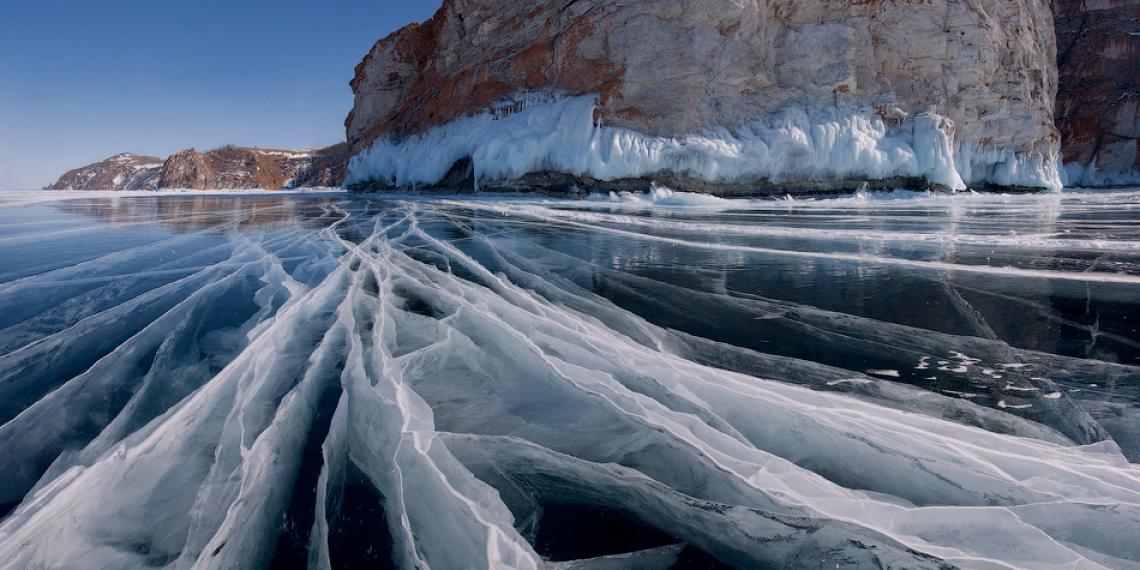 Рекордный заезд на льду