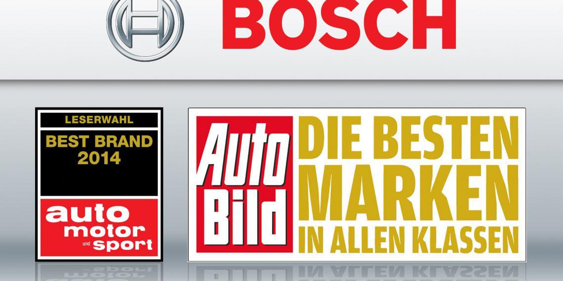 Bosch вновь зарядили по полной