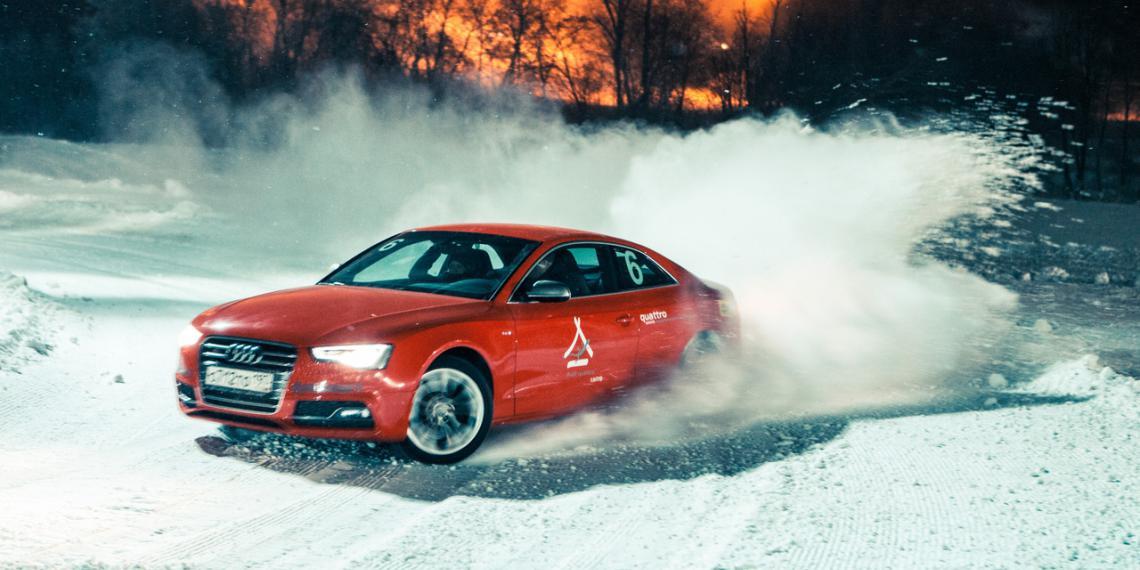 Audi сделала свой выбор
