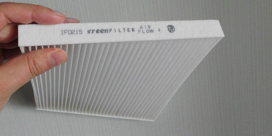 GREEN FILTER расширил ассортимент салонных фильтров