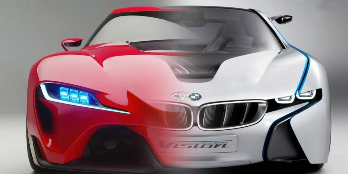 Совместная разработка спортивной платформы BMW и Toyota
