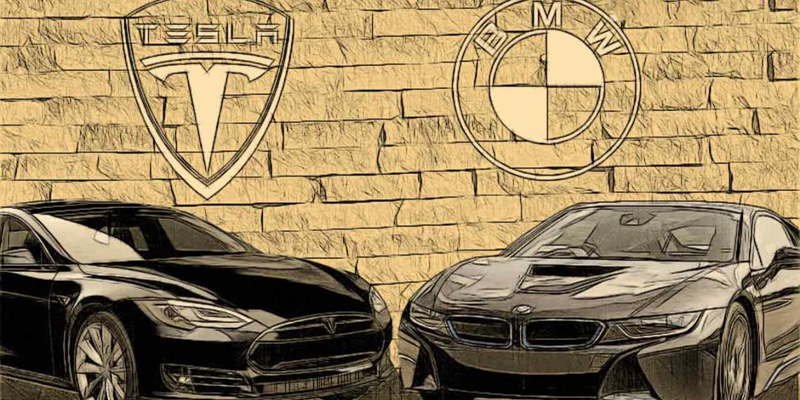 Возможный альянс Tesla-BMW