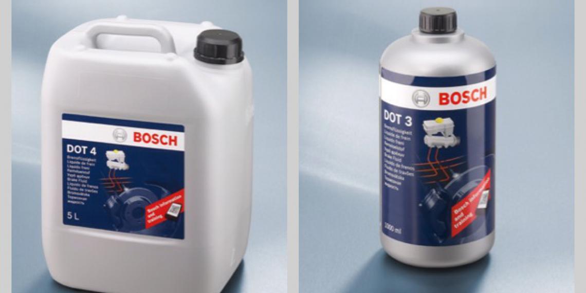 Bosch сменил жестянку на пластик