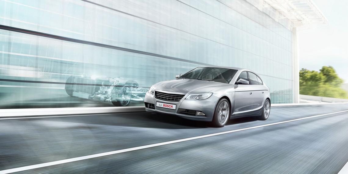 Новые технологии Bosch для мотора