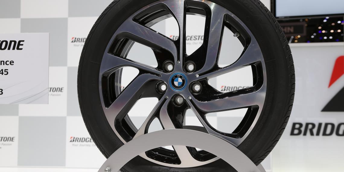 Bridgestone и его инновации на МААС 2014