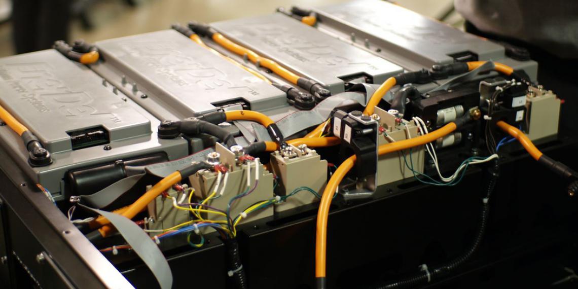 Прорыв в производстве батарей для электромобилей