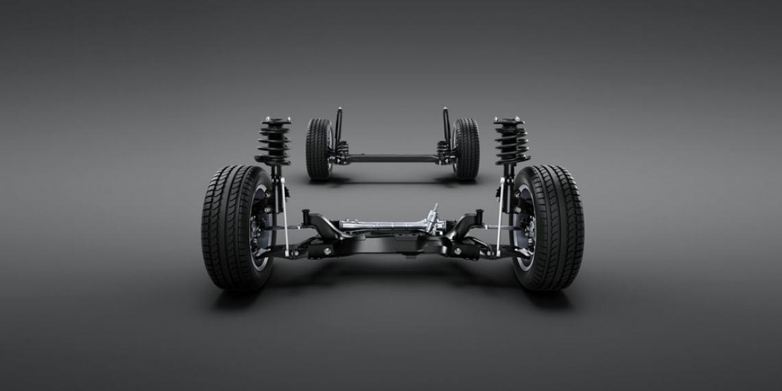 Эволюция конструкции подвески автомобиля