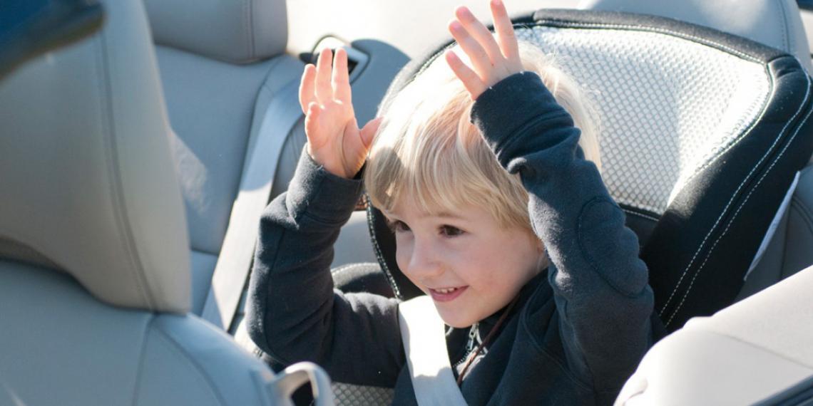 Детские кресла HEYNER доказали свою надежность