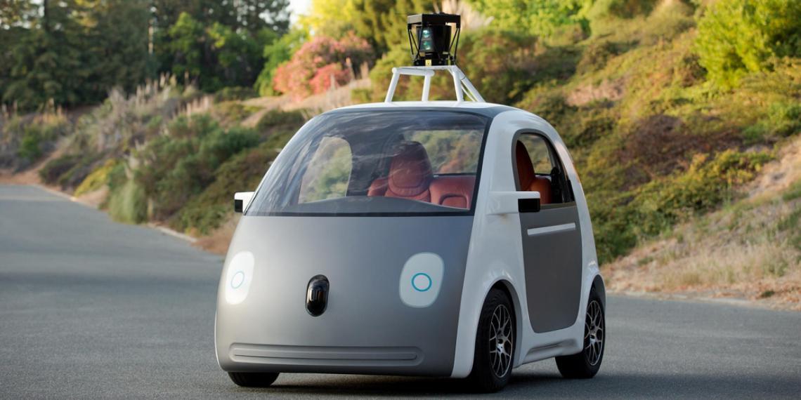 Автомобиль от Google с помощью известных автопроизводителей