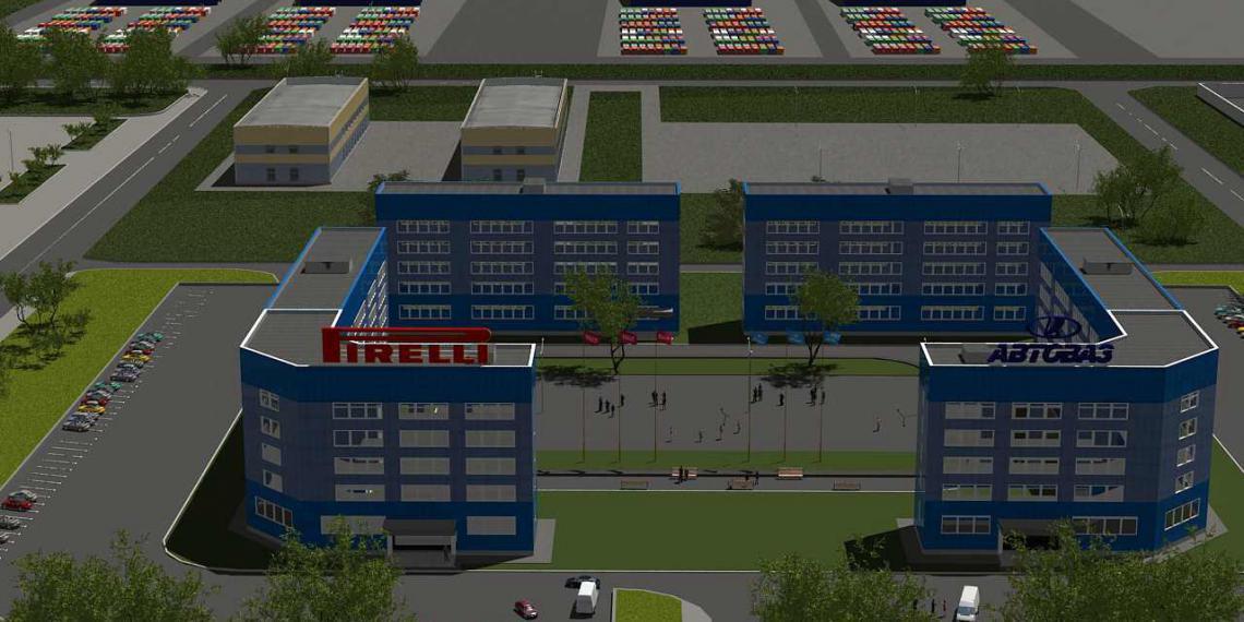 Новые заводы в Тольятти