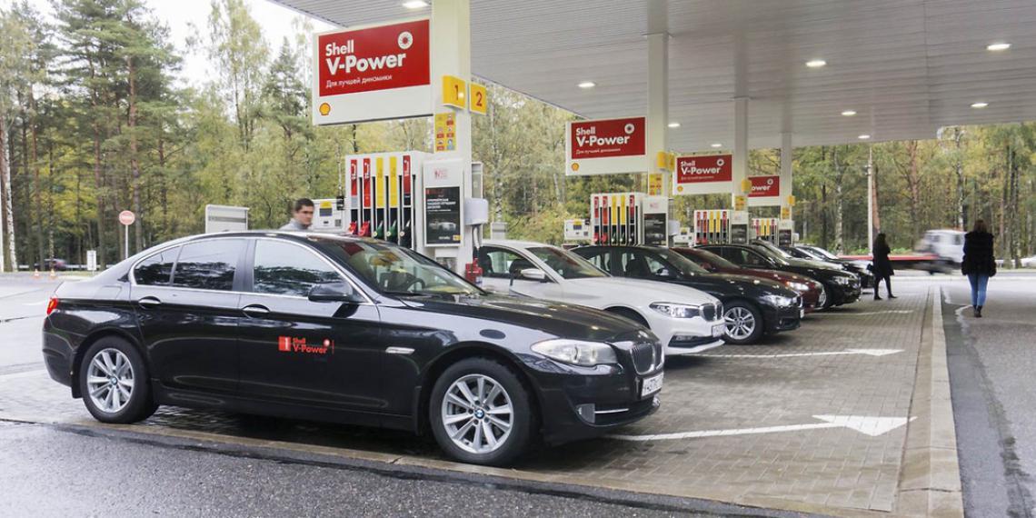 Shell V-Power Diesel: к вопросу о чистоте