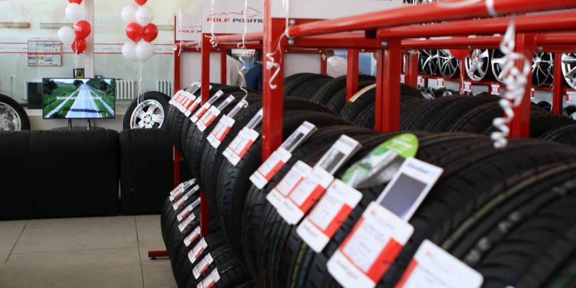 Bridgestone продолжает развитие на Украине