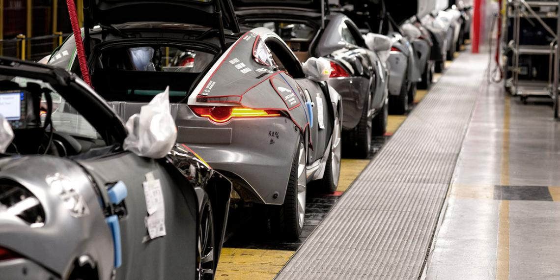 Jaguar Land Rover начнет производство а заводе Magna Steyr