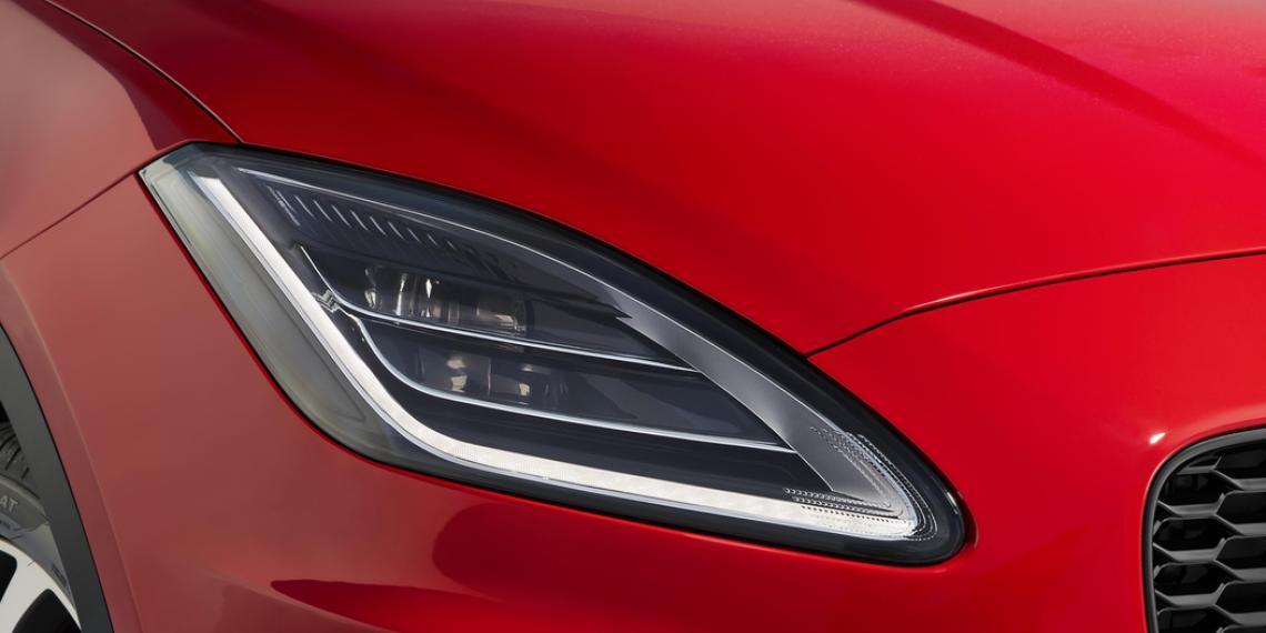 Силиконовые линзы Osram для фар Jaguar E-Pace