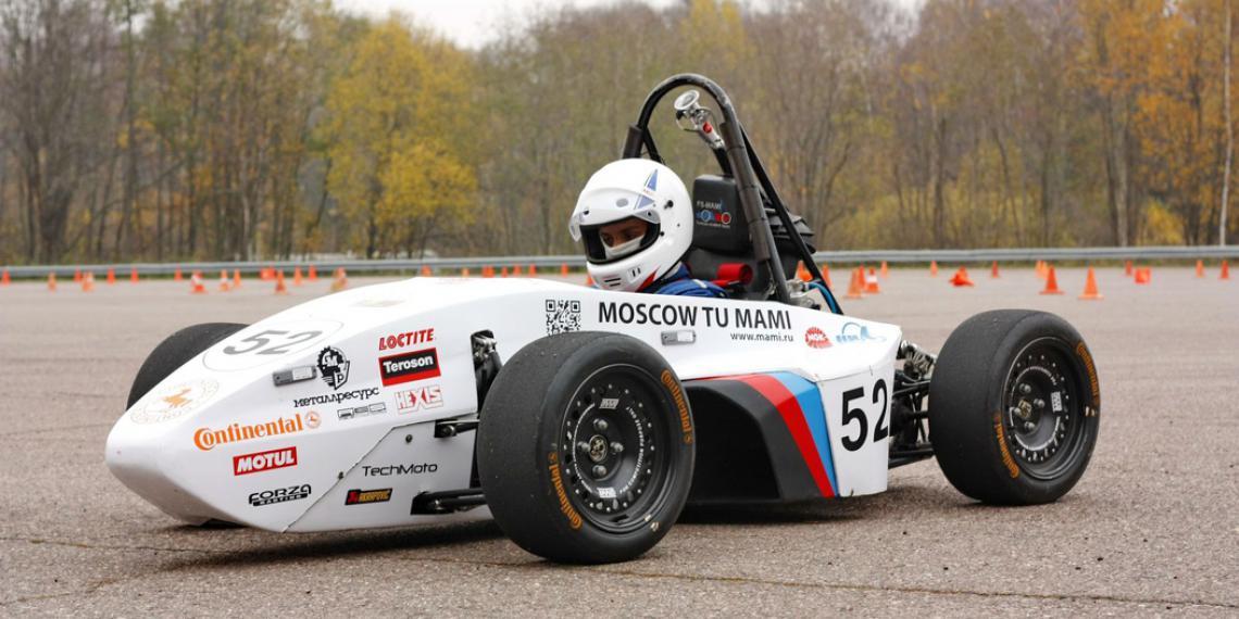 «Формула Студент»-2015