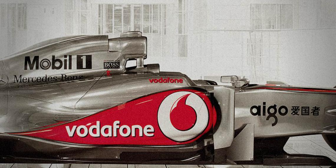 McLaren. Поистине королевский размах