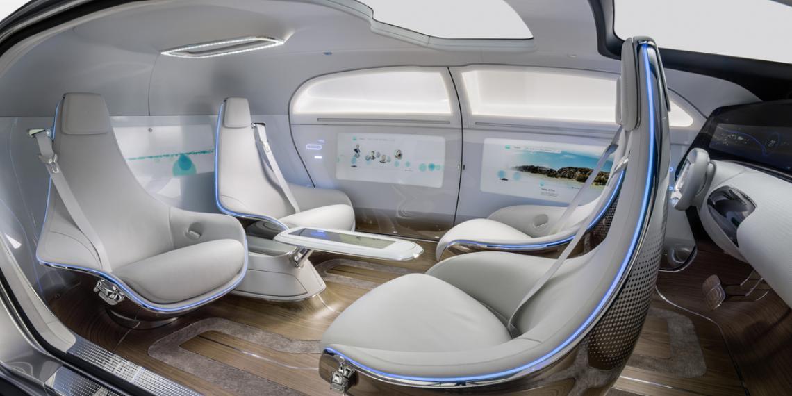Рост рынка автономных автомобилей