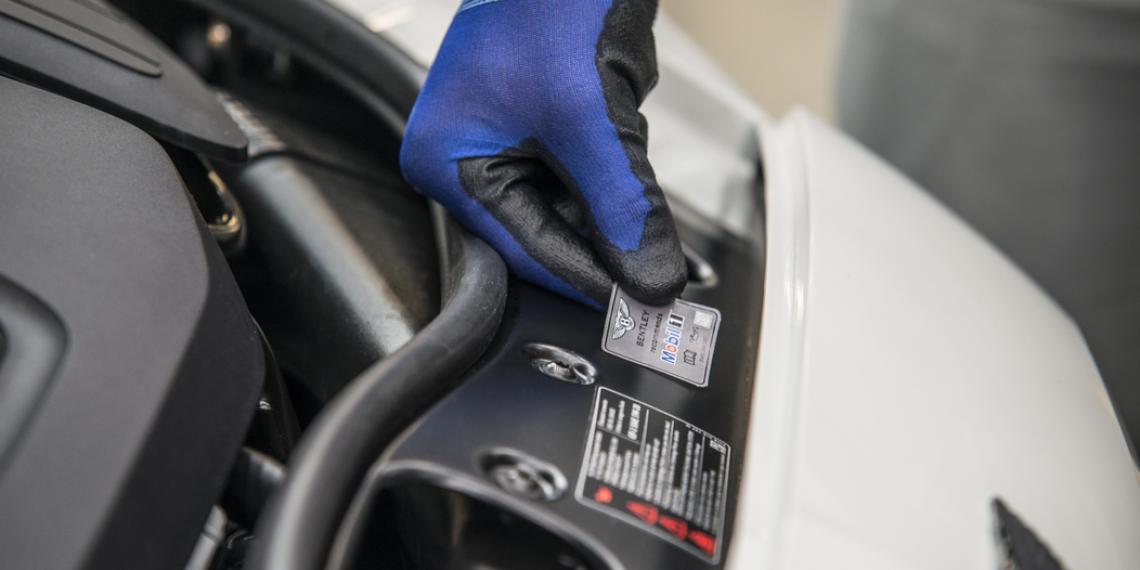 Mobil 1 стал техническим партнером Bentley Motorsport